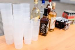 Der Getränkemarkt Getränke Brielbeck in Ascha bietet Barzubehör für jedes Fest