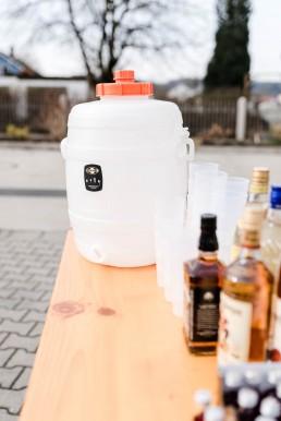 Passendes Barzubehör für Partyservice im Getränke Brielbeck in Ascha bei Straubing
