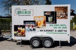 Kühlanhänger Straubing | Anhängerverleih mit optionalem Partyservice